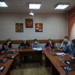 10 внеочередная сессия Кежемского районного Совета депутатов